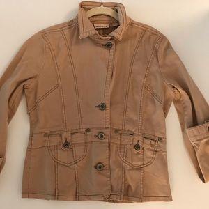 Nordstrom DKNY Jeans Stretch Cotton Jacket